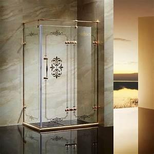 paroi de douche florence i With porte de douche coulissante avec mitigeur salle de bain vintage
