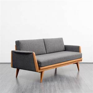 Knoll Antimott Sofa : sofa from the fifties by unknown designer for knoll ~ Sanjose-hotels-ca.com Haus und Dekorationen