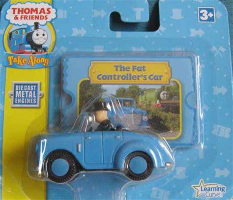 models thomas friends  fat controllers car
