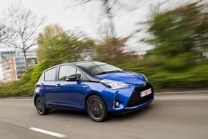 Essai Toyota Yaris Hybride : essai toyota yaris hybride l 39 argus ~ Gottalentnigeria.com Avis de Voitures
