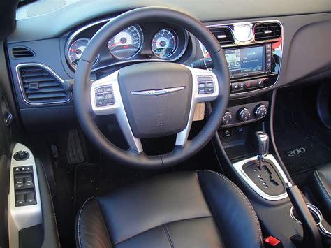 2012 Chrysler 200 Manual by Chrysler 200 Convertible Lx 2012 Manual Cars