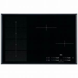 Aeg Hkp85410fb 78cm 4 Zone Maxisense Induction Hob