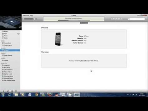 iphone error code restore your iphone itouch from ios 6 to 5 1 1 without