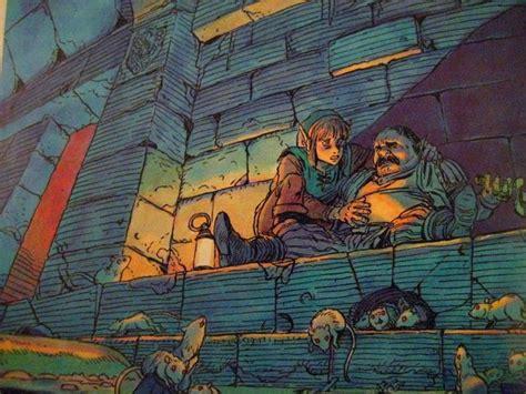 Original Legend Of Zelda Art By Terada Rakugakingu
