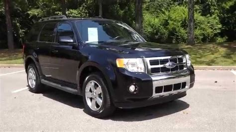 2011 Ford Escape Ltd by 2012 Ford Escape Limited