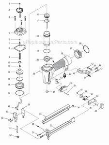 Bostitch Pneumatic Stapler