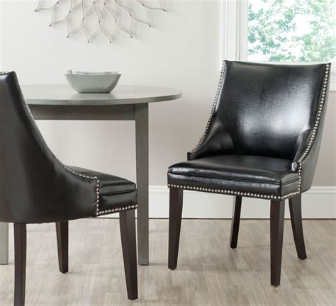 safavieh dining room chairs mcr4715e set2 dining chairs furniture by safavieh