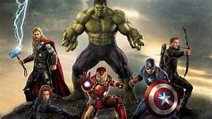 Avengers Wallpapers | HD Wallpapers | ID #14765