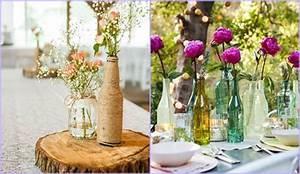 Ideas para Decorar tu Evento con Frascos y Botellas - Blog