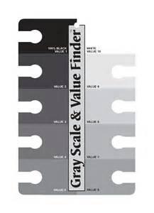 Color Wheel Gray Scale