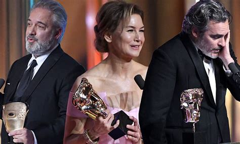 BAFTAs 2020: 1917, Renee Zellweger and Joaquin Phoenix win ...