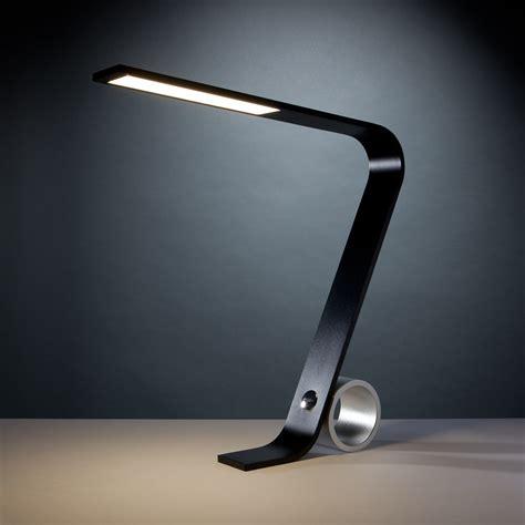 desk with led lights business yt006 led desk l silver art light