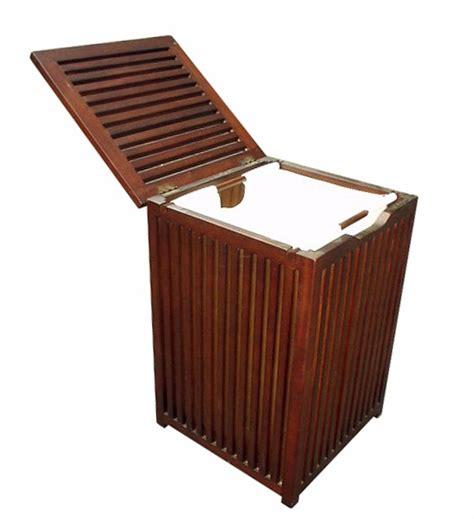 ridgemont hamper luxury hamper mahogany laundry shoppe