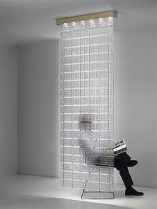 Raumteiler Aus Glas : raumteiler aus glas laminis by fabbian design fe design ~ Frokenaadalensverden.com Haus und Dekorationen