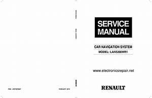 Renault Espace Iv Wiring Diagram