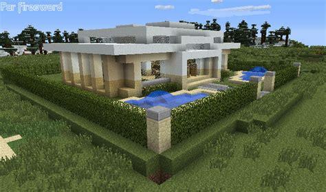 minecraft construction de maison de luxe