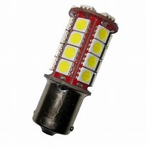 Ampoule Led 12 Volts Voiture : ampoule p21w ba15s 30 leds blanches 6 volts led effect ~ Medecine-chirurgie-esthetiques.com Avis de Voitures