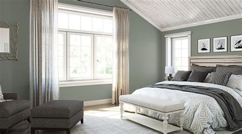 gray bedroom color schemes bedroom paint color ideas inspiration gallery sherwin 15457