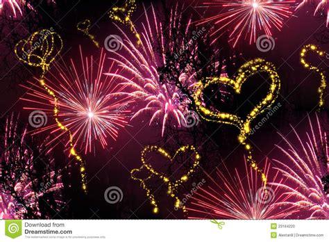 clipart fuochi d artificio priorit 224 bassa dei fuochi d artificio cuore fotografia
