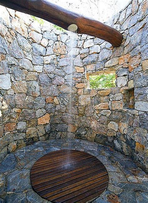 Outdoor Showers  The Ownerbuilder Network