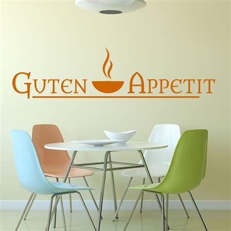 stickers muraux cuisine citation sticker cuisine citation guten appetit stickers cuisine