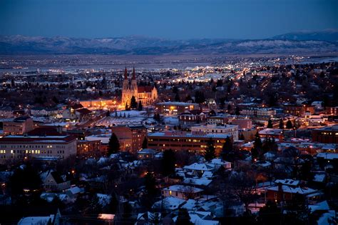 Grants Awarded to Five Montana Communities for Downtown ...