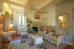 french country home decorating ideas from provence With french country living room designs