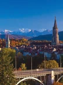 Switzerland Capital Bern