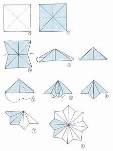 Faire Des Origami : origami facile faire pour noel ~ Nature-et-papiers.com Idées de Décoration