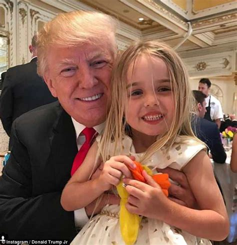 trump daughter chloe donald jr threatened actor james president threat highlighted wood daily jrs
