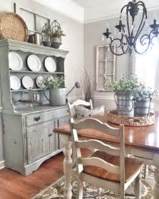 shabby chic dining room hutch shabby chic dining room farmhouse style