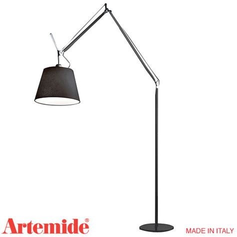 tolomeo mega floor l replacement shade tolomeo mega floor l black artemide black friday sale
