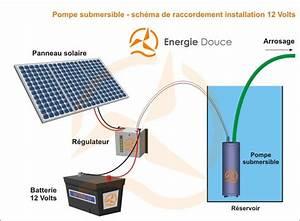 Installation Panneau Solaire : kit solaire complet pompage 12 volts 10 watts ~ Dode.kayakingforconservation.com Idées de Décoration