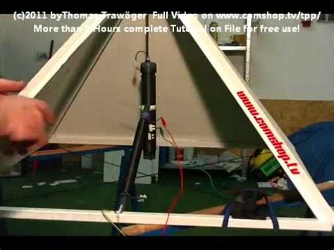 traw 195 182 ger power pyramid tpp v12 tutorial electrical power output from a homemade pyramid
