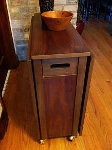 Adorable, Drop, Leaf, Table, With, Chair, Storage, U2013, Homesfeed