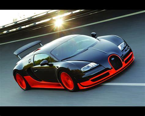 2010 Landspeed World Record Bugatti Veyron 16.4 Super