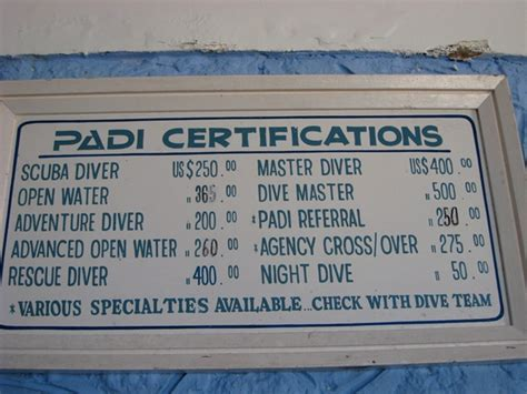 Boat License Jamaica by Scuba Certification At Couples Ocho Rios Jamaica Travelsort