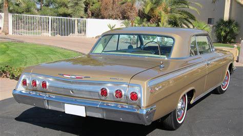 1962 Chevrolet Impala Ss Gold Anniversary