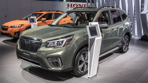 2019 Subaru Forester New Platform, Lots Of Changes — But