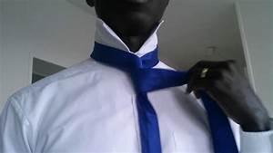 Comment Nouer Une Cravate : comment nouer sa cravate d 39 une main youtube ~ Melissatoandfro.com Idées de Décoration