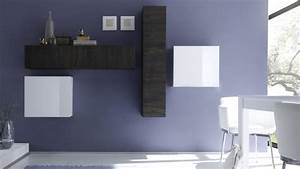 Meuble Tv Etagere : colonne suspendue linery de rangement verticale mobilier moss ~ Teatrodelosmanantiales.com Idées de Décoration