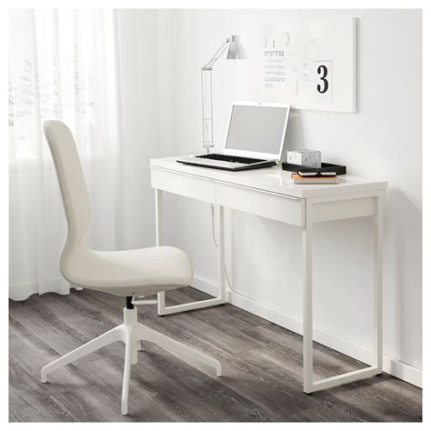 bestå burs desk high gloss white bestå burs desk high gloss white 120x40 cm ikea