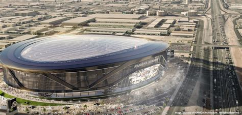 las vegas raiders trademarked stadium renderings posted