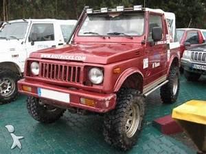 Vehicule 4x4 Occasion : voiture 4x4 suv occasion suzuki santana sj 410 essence annonce n 283285 ~ Gottalentnigeria.com Avis de Voitures