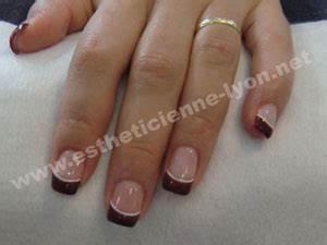 French Manucure Couleur : photos images ongles estheticienne lyon ~ Nature-et-papiers.com Idées de Décoration
