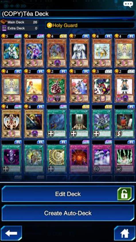 yugioh decks duel links deck recipe yugioh duel links gamea