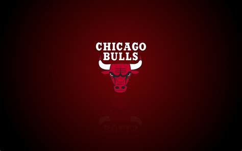 Widescreen Chicago Bulls by Chicago Bulls Logos