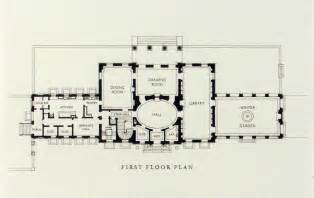 georgian home plans plan detail