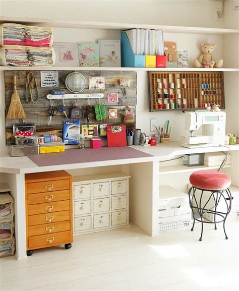 Sewing Room Storage Ideas Uk  S Wall Decal