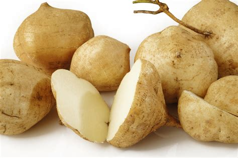 surprising health benefits  jicama natural food series